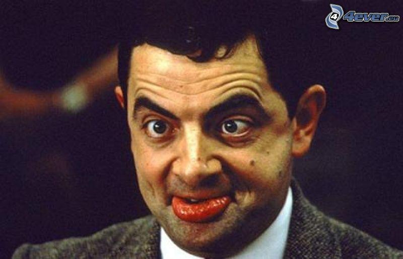 Mr. Bean, Rowan Atkinson