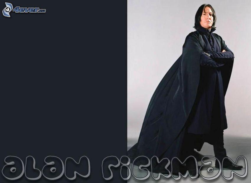 Severus Snape, Alan Rickman