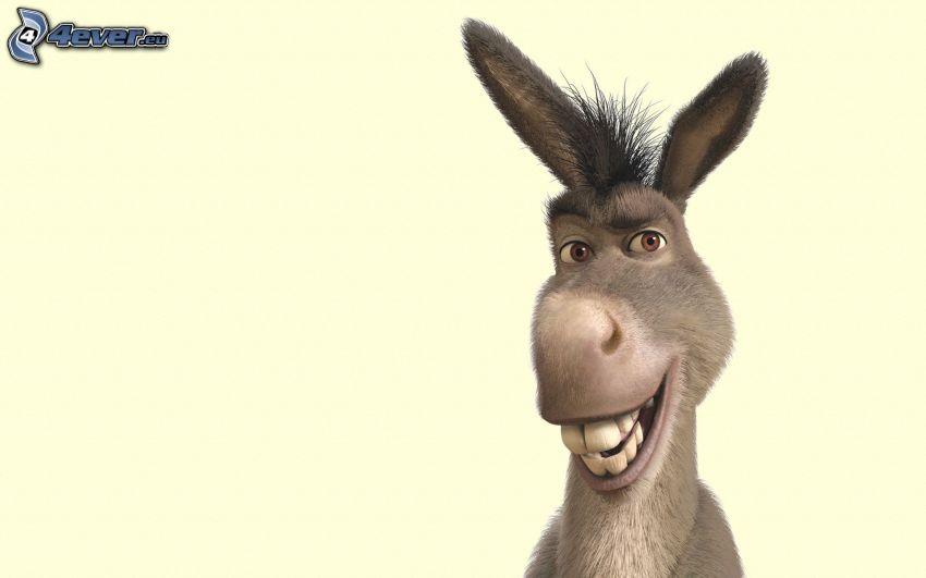 Shrek, Donkey
