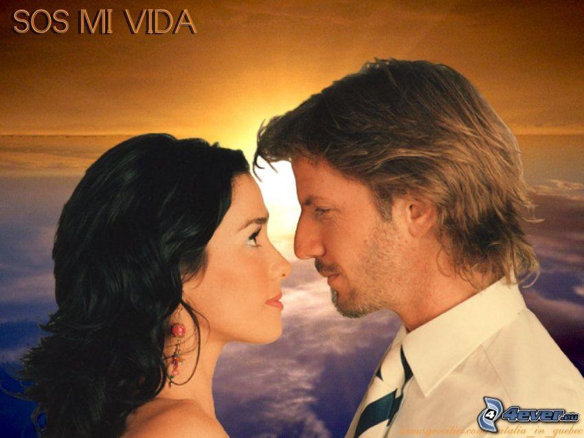 Sos mi Vida, Natalia Oreiro, Facundo Arana
