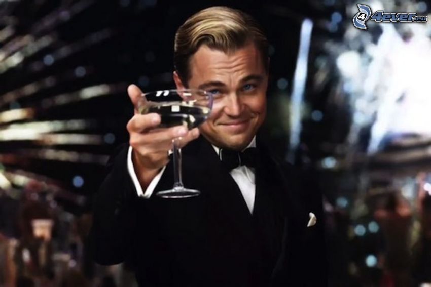 The Great Gatsby, Jay Gatsby