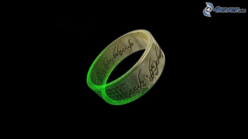 The Lord of the Rings, ring