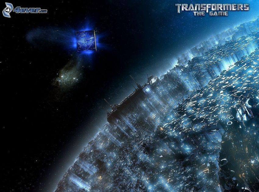 Transformers, universe