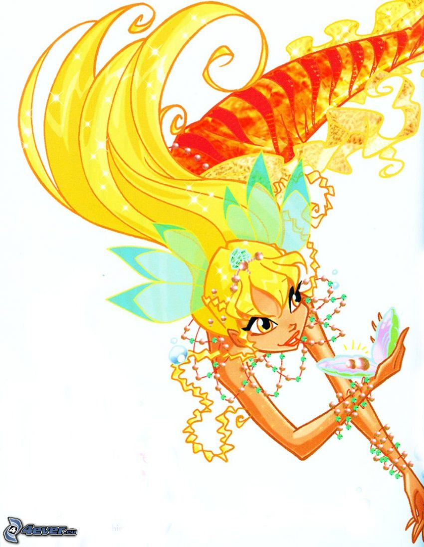 Winx Club, mermaid