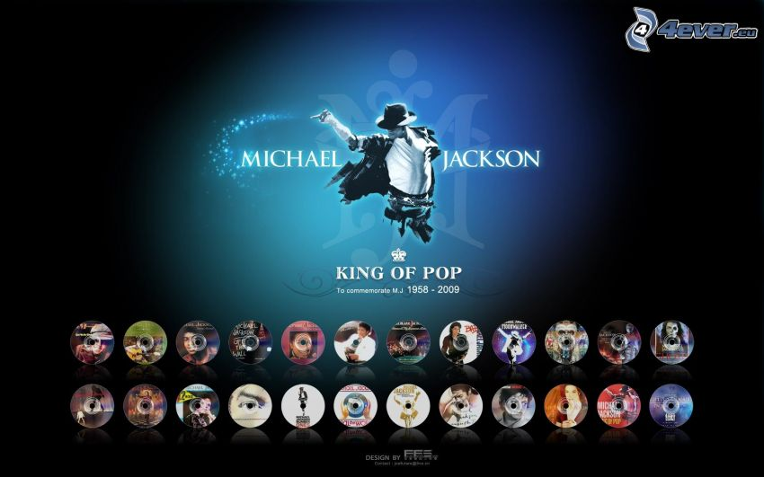 Michael Jackson, CD