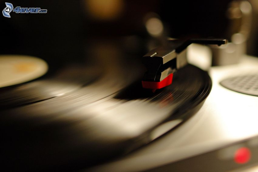 phonograph, vinyl