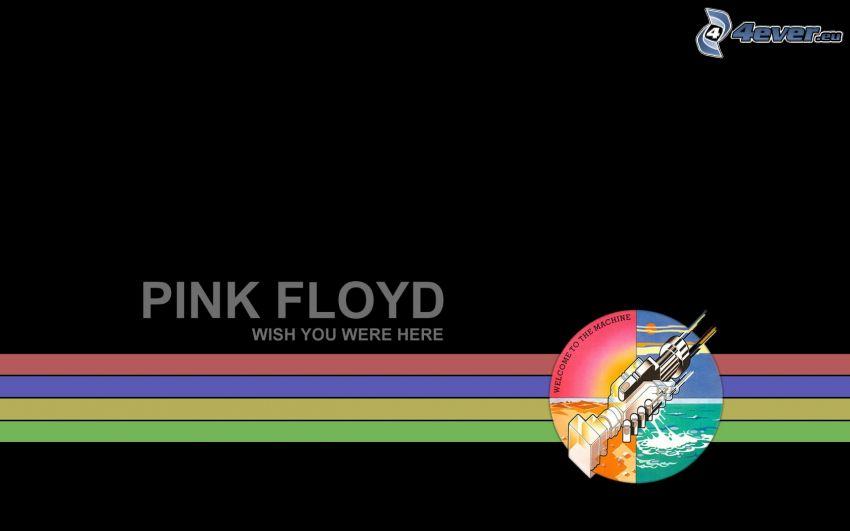 Pink Floyd, stripes