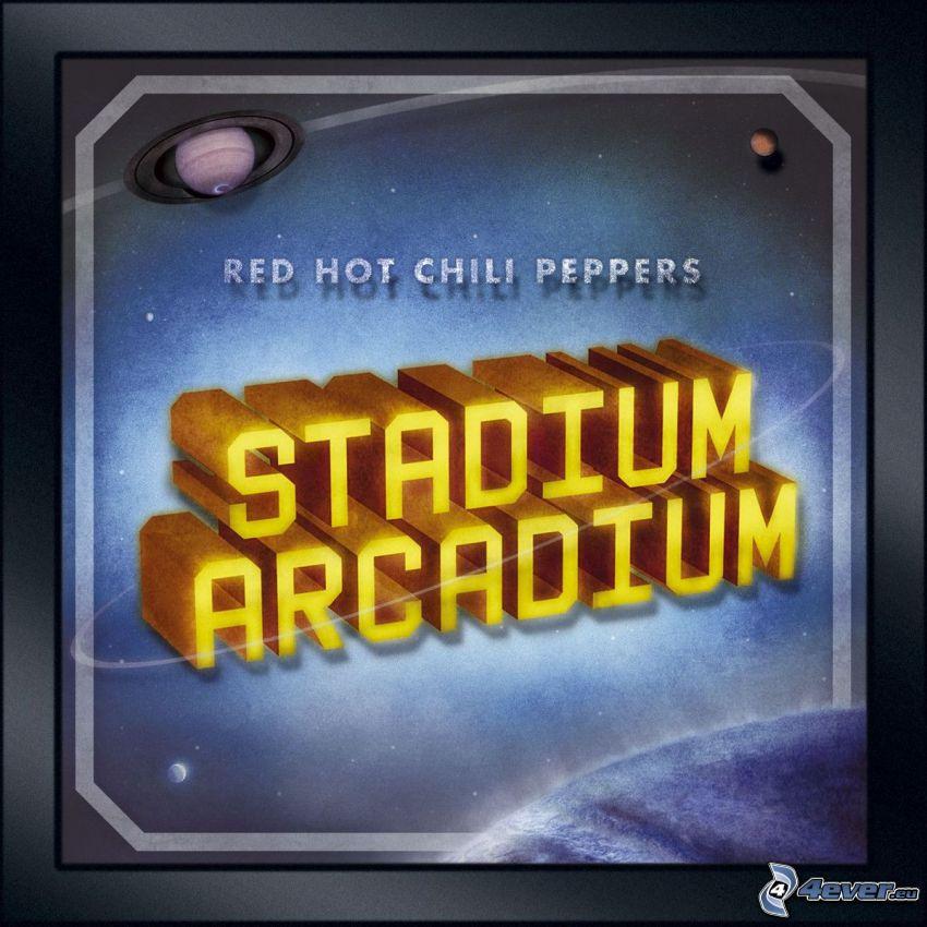 Stadium Arcadium, Red Hot Chili Peppers