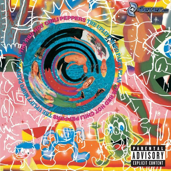 The Uplift Mofo Party Plan, Red Hot Chili Peppers