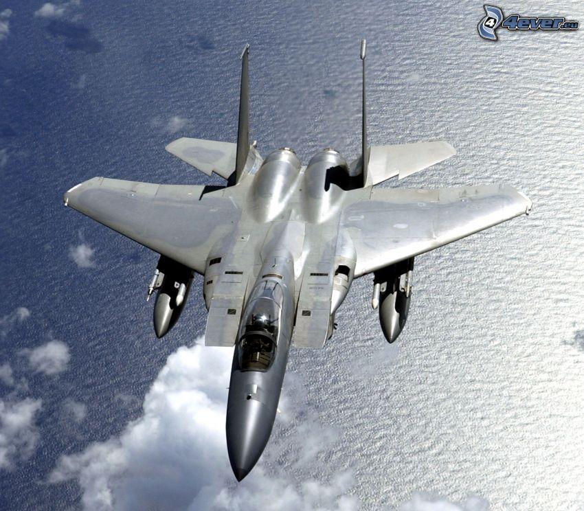 F-15 Eagle, sea