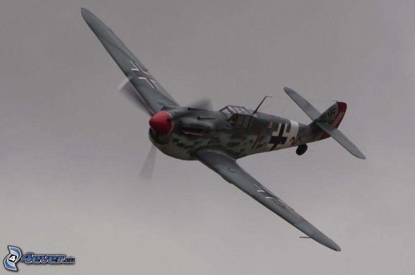 Messerschmitt Bf 109, luftwaffe