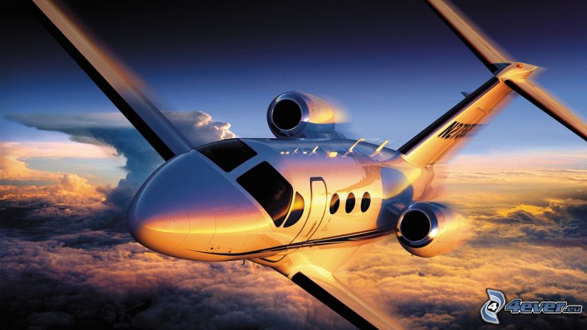 Citation X - Cessna, private jet