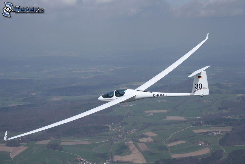 glider, fields
