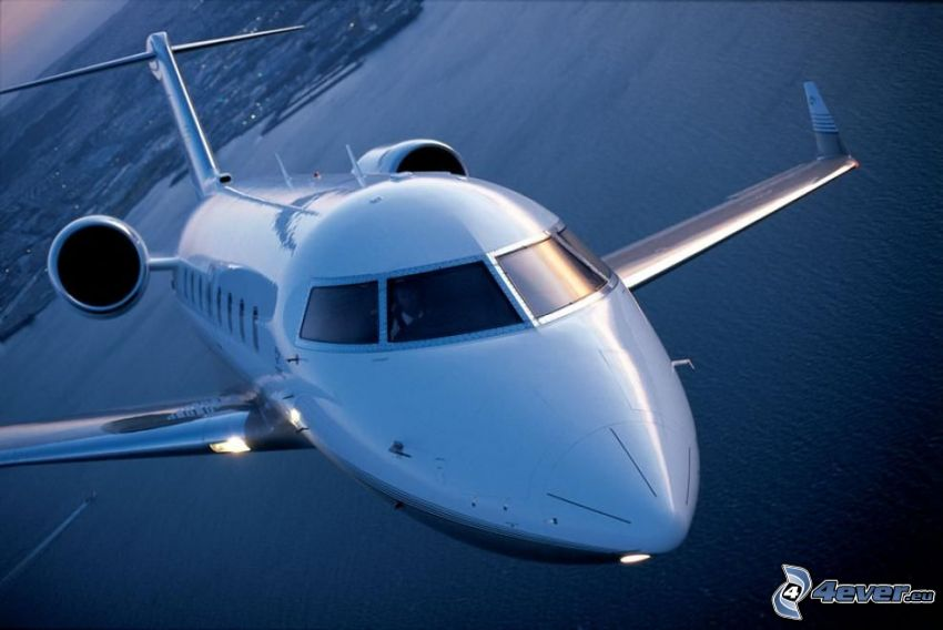 Gulfstream G550, private jet