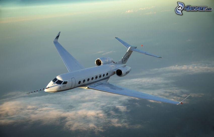 Gulfstream G650, private jet
