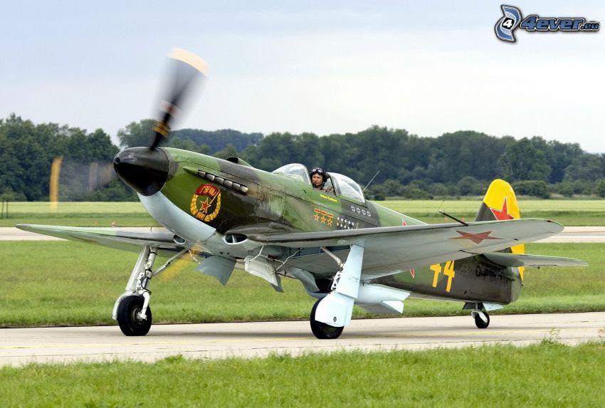small sport aircraft