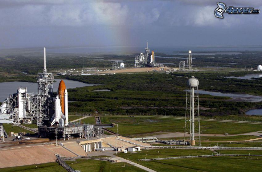 Space Shuttle Atlantis, Endeavour, STS-125, STS-400