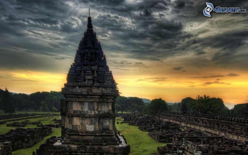Angkor Wat, building