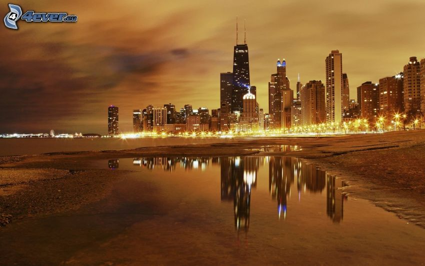 Chicago, coast