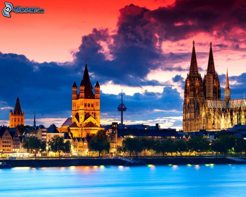 Cologne Cathedral, Cologne, cathedral