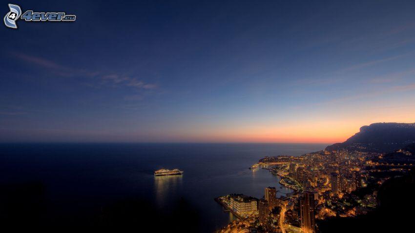 Monaco, sea