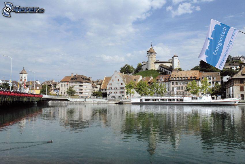 Schaffhausen, River