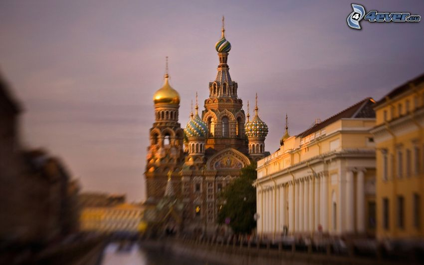 cathedral, Saint Petersburg, Russia