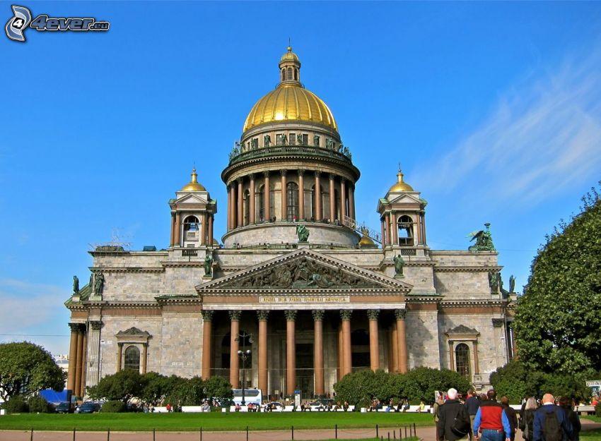 Saint Isaac's Cathedral, Saint Petersburg