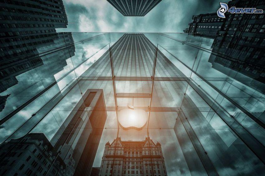buildings, Apple