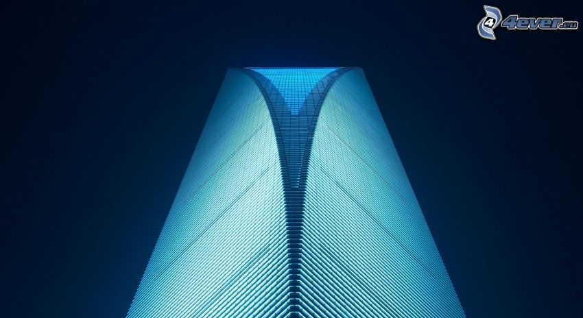 World Financial Center, Shanghai, skyscraper
