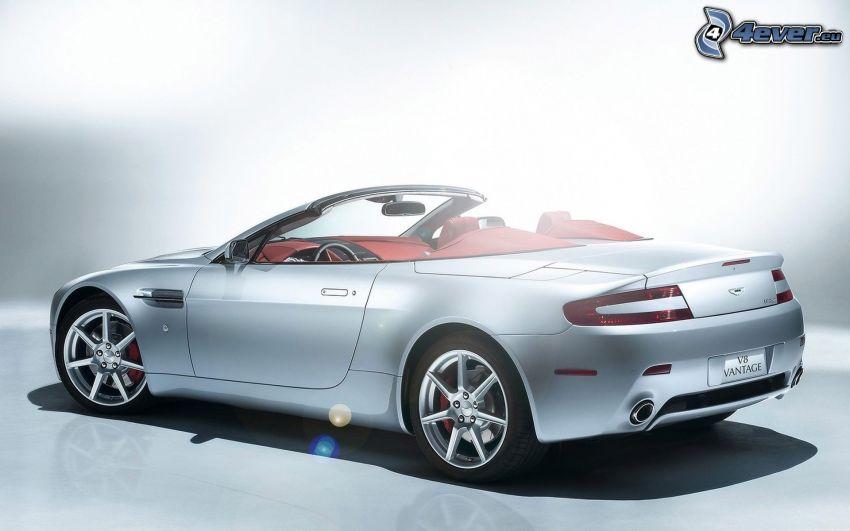 Aston Martin, convertible
