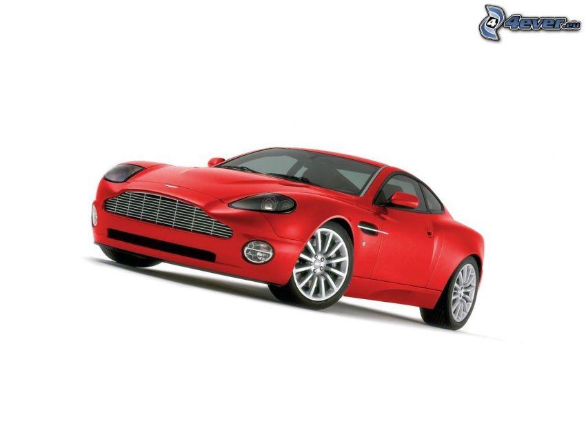 Aston Martin V8 Vanquish