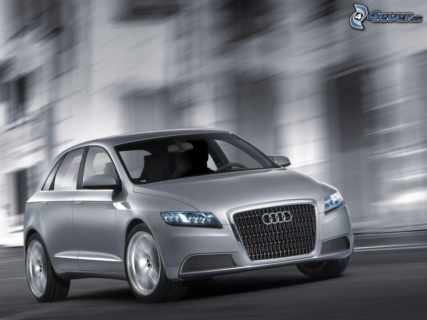 Audi A3, speed