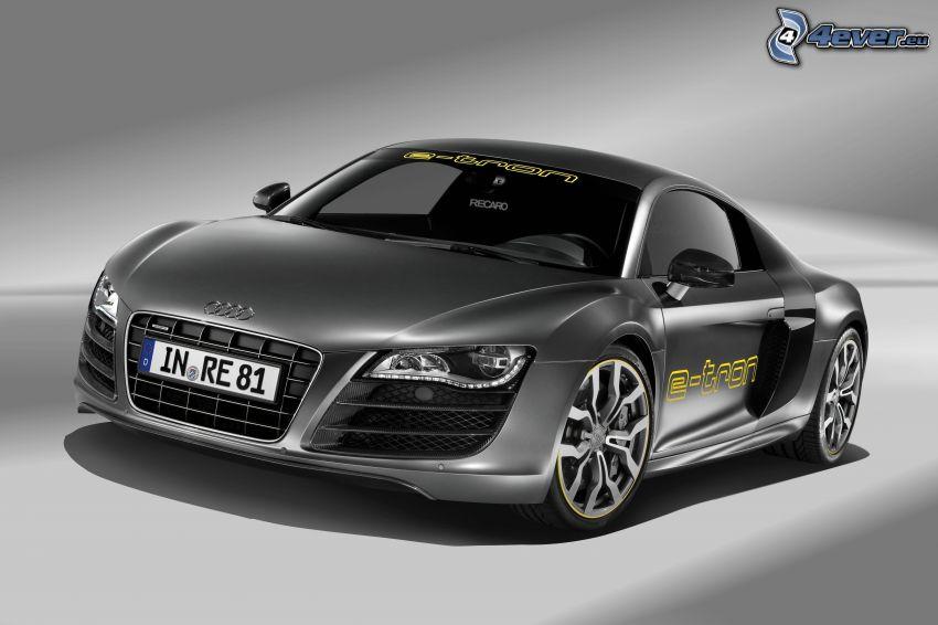 Audi R8, sports car