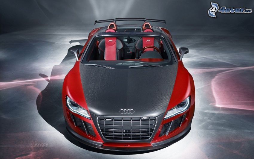 Audi R8 ABT, convertible