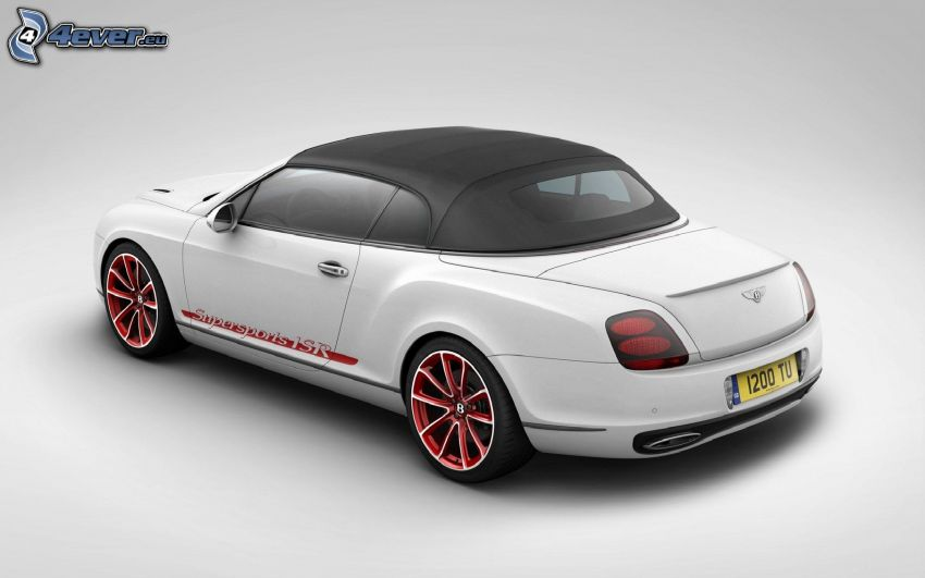 Bentley Continental, convertible