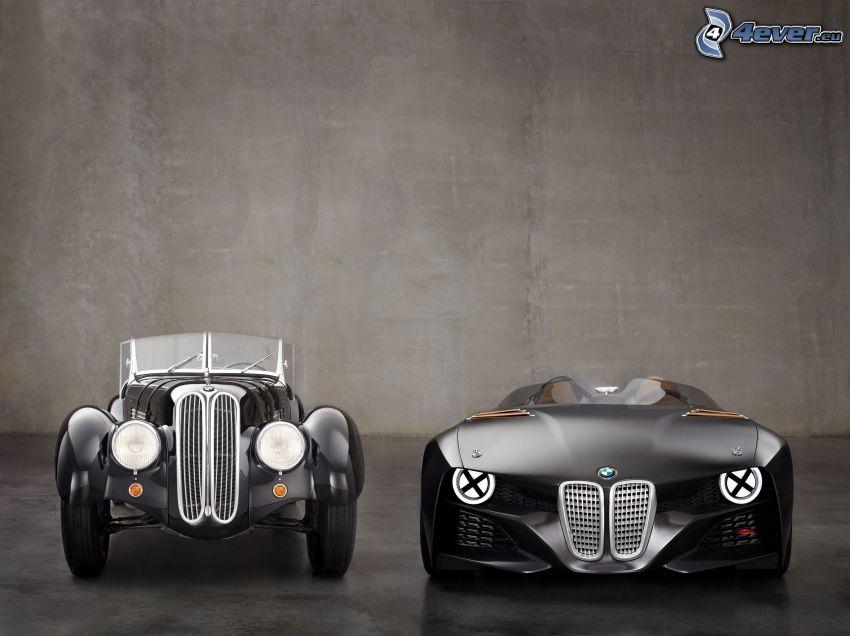 BMW 328 Roadster, oldtimer, convertible