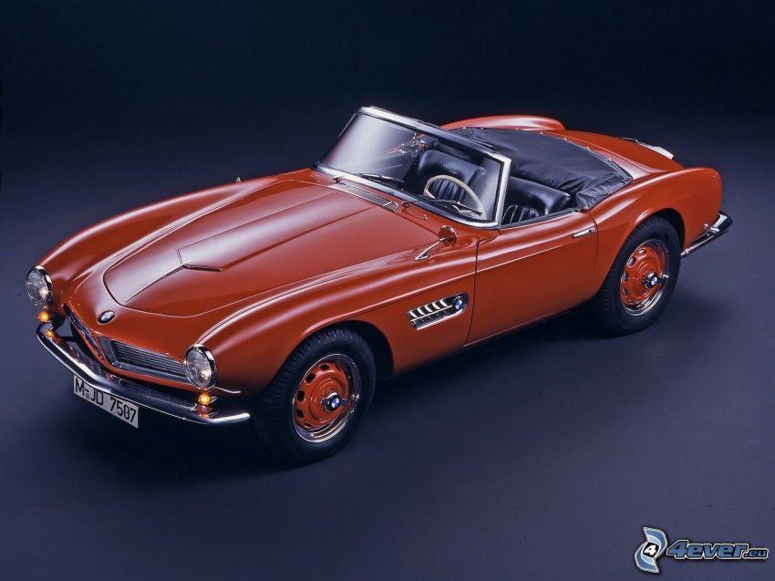 BMW 507, convertible, oldtimer