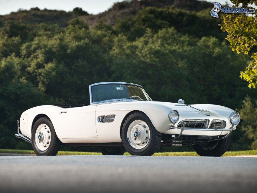 BMW 507, convertible