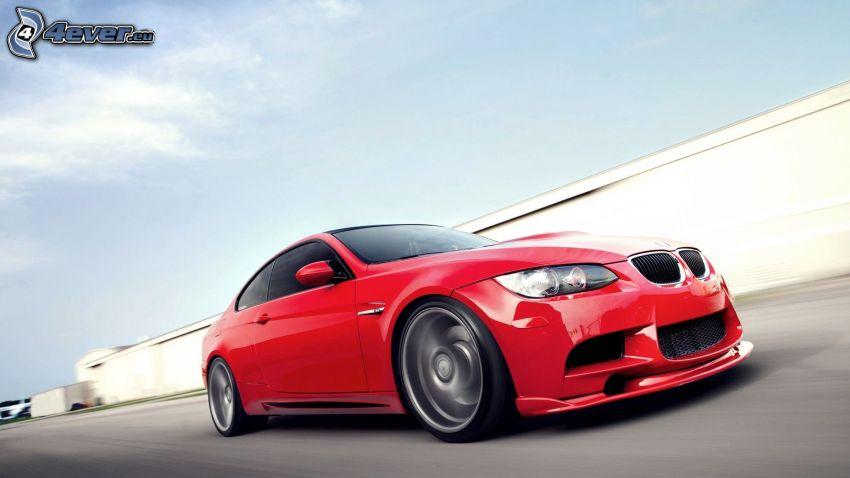 BMW M3, speed