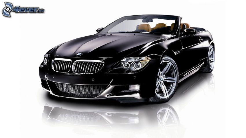 BMW M6, convertible