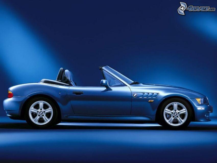 BMW Z4, convertible
