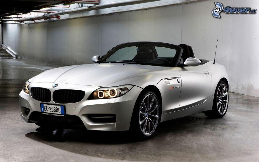 BMW Z4 Mille Miglia, convertible