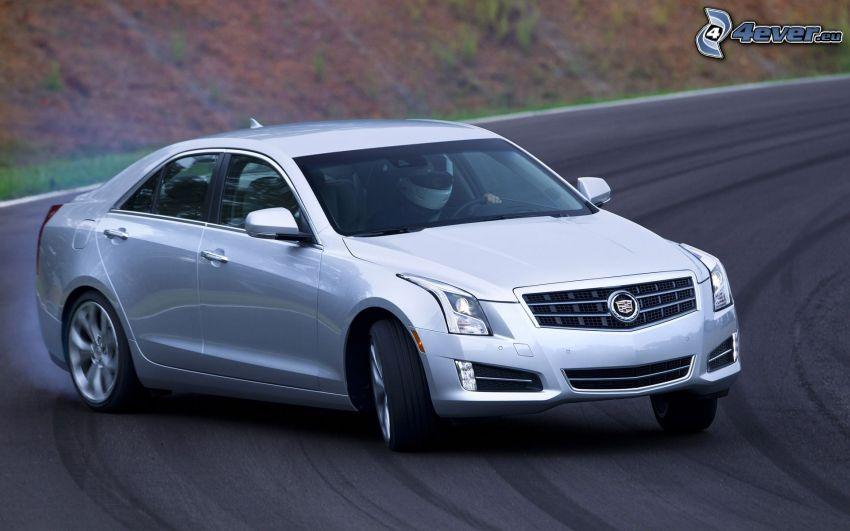 Cadillac, drifting