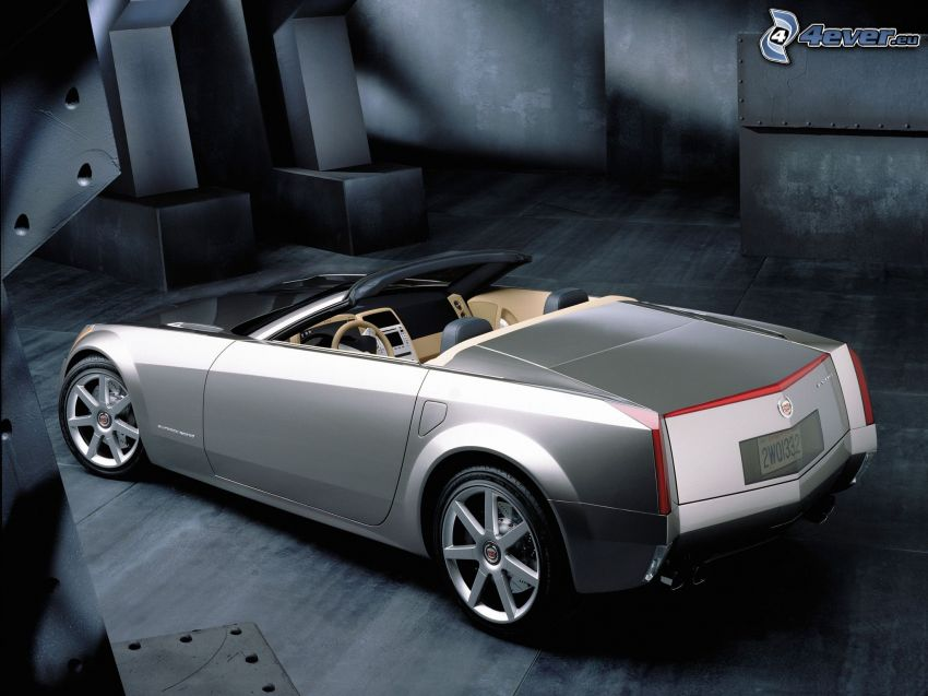 Cadillac Evoq, convertible