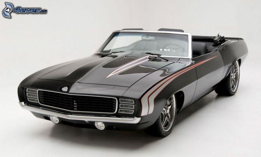 Chevrolet Camaro, Muscle Car, convertible