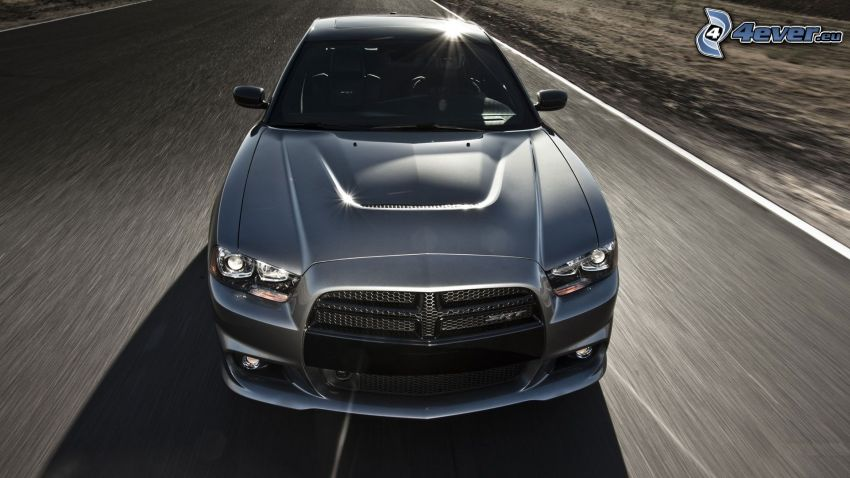 Dodge Charger, front grille