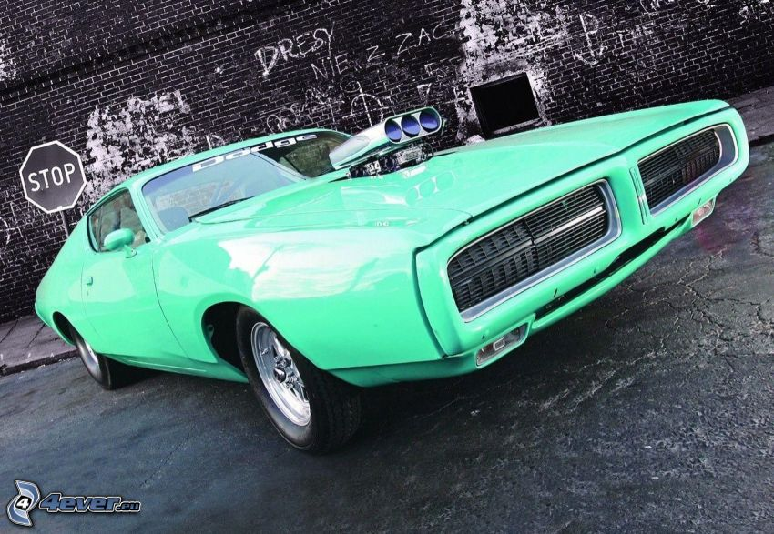 Dodge Charger, oldtimer