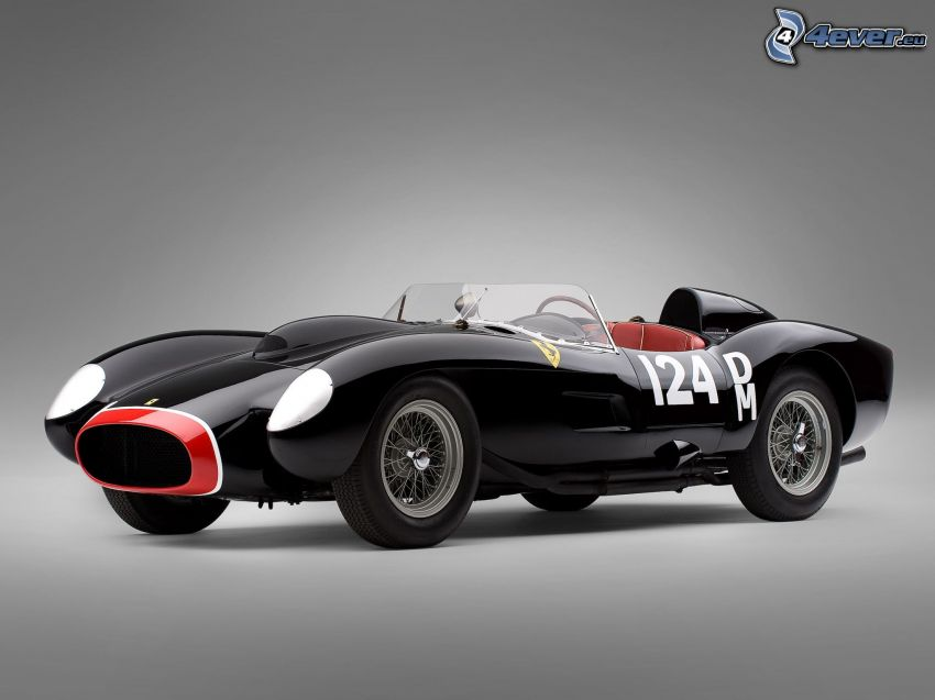 Ferrari, oldtimer, convertible