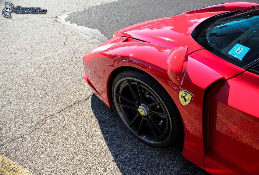 Ferrari, wheel